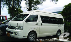 Mini van type / Samui Airport Transfer Service