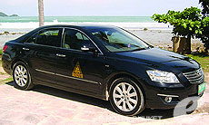 Sedan car type / Samui Airport Transfer Service
